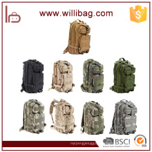 Mountaineering Camping Hiking Rucksack Military Camouflage Backpack