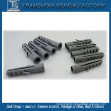 M5*25 Fish-Like Plastic Nylon Anchors