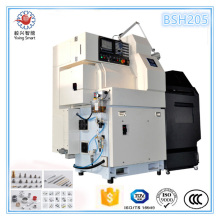 Máquina de torneado vertical del torno del CNC de Bsh205 Mitsubishi 70 CNC que trabaja a máquina para las piezas
