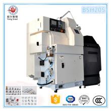 Máquina de moedura de giro vertical do torno do CNC do CNC de Bsh205 Mitsubishi 70 que faz à máquina para as peças