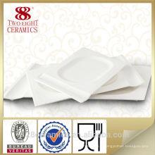 Wholesale royal bone porcelaine vaisselle, assiettes de restauration