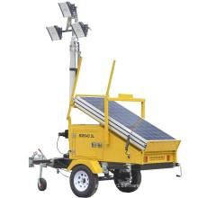 Green Energy Mobile Solar Lighting Tower/Light Tower (SD840E-3W)