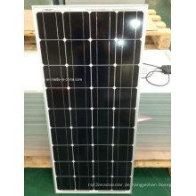Heiße Verkauf 100W Mono Sonnenkollektoren in Japan, Korea, Australien, Russland, Nigeria etc.
