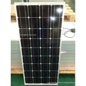Hot Sale 100W Mono Panneaux solaires au Japon, en Corée, en Australie, en Russie, au Nigéria, etc.