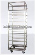 braed racks,dolly,aluminum rack