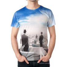 Camiseta personalizada Sublimación Fashional completa