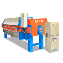 PP membrane chamber filter press