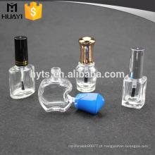 garrafa vazia do verniz para as unhas da forma, garrafa para o verniz para as unhas