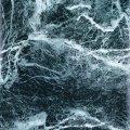 Couro sintético de grão de mármore respirável para sofá (918 #)