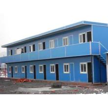 Casa de Painel Sanduíche para Residência Temporária