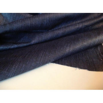Coated Denim Fabric med hög kvalitet Denim Blue