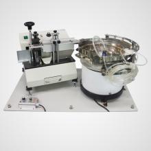 Máquina cortadora de condensadores grandes a granel de alta precisión