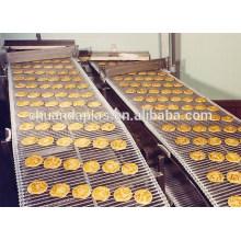 Fibra de vidro laminado de qualidade alimentar de alta qualidade PTFE Teflon malha, teflon PTFE fiberglass malha tecido transportador de tecido, fabricante