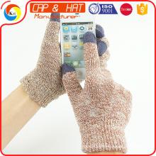 Luvas de smartphone / luvas de tela de toque / luvas de blitted de bluetooth / E luvas de tela de toque / personalizado luvas de malha / luva de toque ao ar livre