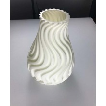 Customized Rapid Prototyping SLA 3D Printed Vase STL