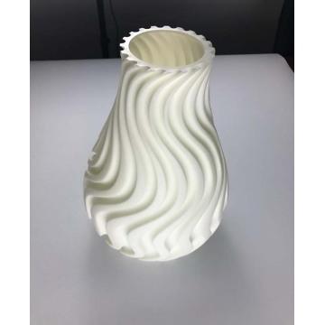 STL de vase imprimé 3D SLA de prototypage rapide personnalisé