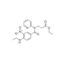 429659-01-8, Dabigatran Intermediate ETHYL N- [4- (METHYLAMINO) -3-NITROBENZOYL] -N-PYRIDIN-2-YL-SS-ALANINATE