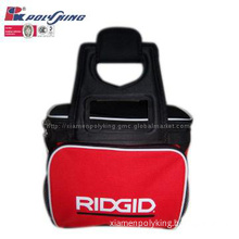 Promotional outdoor polyester cooler bag with handle
