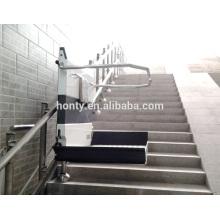 Neigungsplattform Rollstuhllift Vertikallift Treppenlift