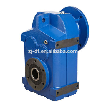 FA series hollow shaft parallel gear reducer