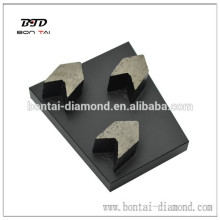 10*10*40 wedge block and arrow plugs series for concrete very soft,soft,medium,hard,very hard