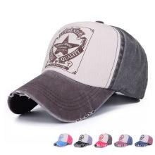 Mode gedruckt gut abgenutzte Baumwolle Twill Baseball Freizeit Cap (ykY3040)