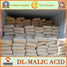 Food Additive Dl- Malic Acid, L-Malic Acid Supplier Price