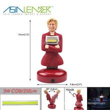 BT-4853 Hillary Clinton LED Desk Light