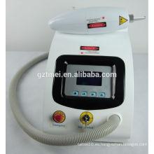 Bajo costo médico q-switch nd yag láser buena venta