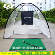 La mejor red de práctica de golf, jaulas y tapetes para tu hogar