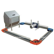 Poultry Chain Feeding Line for Breeder and Chicken