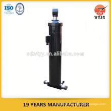 Cilindro hidráulico de alta qualidade para reboque basculante 30 ton