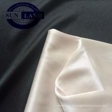 Doublure en tricot brillant 100% polyester interlock
