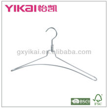 Aluminium Coat Hanger With Wide Shoulder