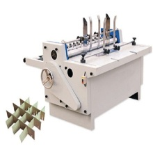Full automatic High speed Paperboard Partition slotting Machine