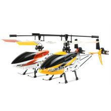Caballo doble 9103 AirMax Gyro 3.5CH cuerpo de metal fijo paso eléctrico RTF RC helicóptero