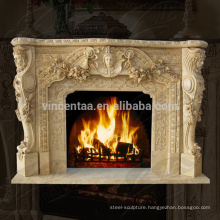 Antique Electric Fireplace VSM-023