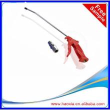 Novo fornecimento de plástico pneumático Air Blow Gun vento de aço com plástico mão