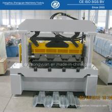 Máquina formadora de metal para piso