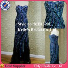 Romantic hot sale strapless mermaid bridesmaid dresses coral color