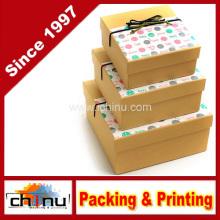 Esencial para el hogar Cajas anidadas con tapas (12D5)