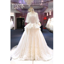 New Design Lace Ball Bridal Weding Gowns