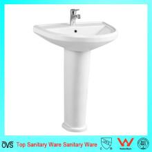 New Design Pedestal Basin Hand Wash Sink