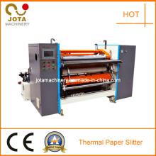 Caisse enregistreuse papier Machine de bobineuse découpeuse
