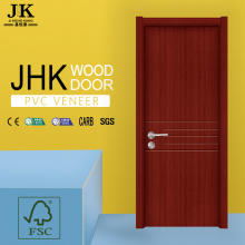 JHK-Surabaya Folding Door Antique Wood Door Bathroom PVC Folding Door