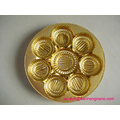 Food Grade Metallized Rigid Pet Film for Blister Biscuit Trays