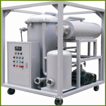 Single Stage Low Working Cost Vacuum and Heat System and Temperature Control Insluting Oil Purifier (JY)