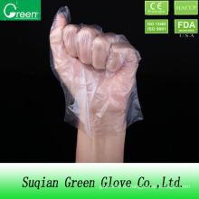 Lebensmittelverarbeitung Einweg-PE-Handschuh