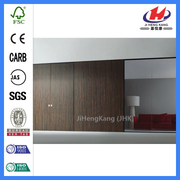 *JHK-Prehung French Doors Oak Internal French Doors Modern Sliding Closet Doors
