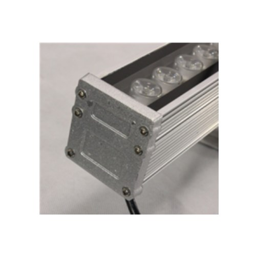 white LED wall washers